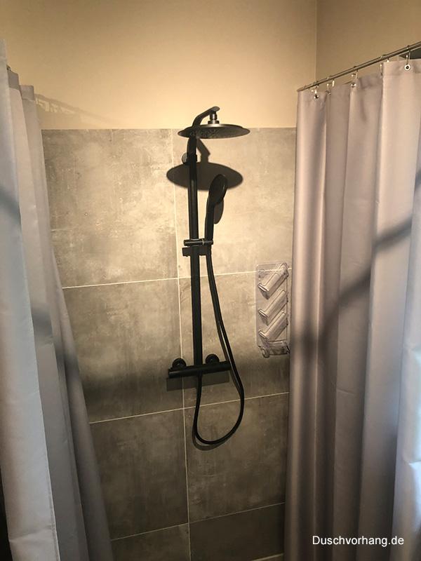 Beispiel für bodeneben begehbare Wal In Dusche