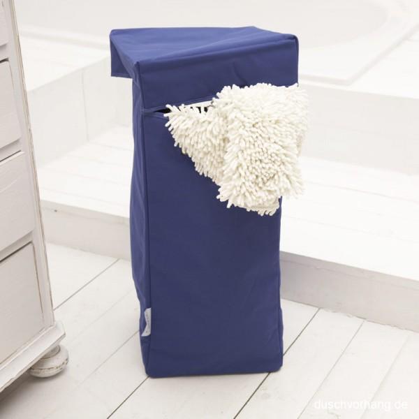 Wäschekorb 30x30x60cm Royal Blue