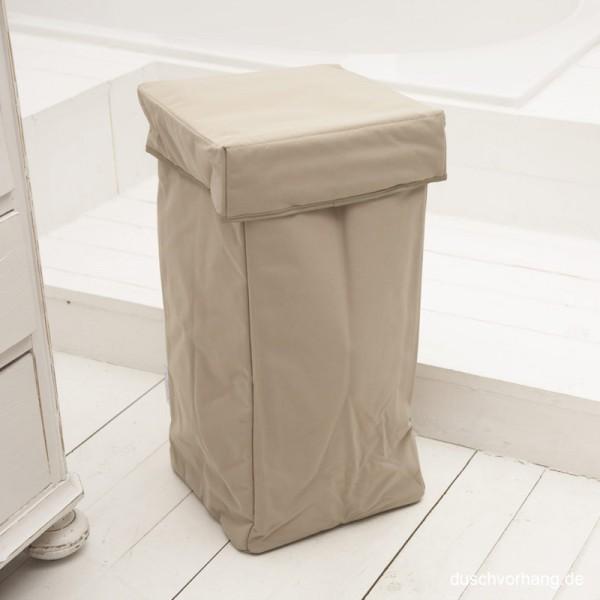 Wäschekorb 30x30x60cm Cobblestone