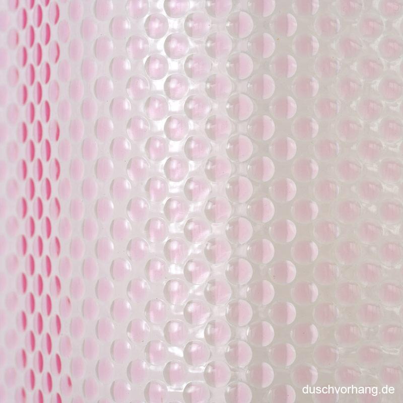 duschvorhang 180x180 bubbles pink 180 x 180 bxh ma e duschvorhang. Black Bedroom Furniture Sets. Home Design Ideas