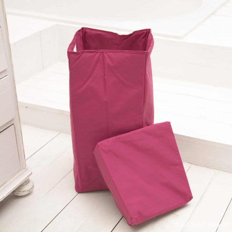 w schekorb 30x30x60cm verry berry waschkorb aufbewahrung sale einfach. Black Bedroom Furniture Sets. Home Design Ideas