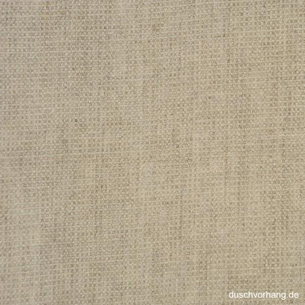 Duschvorhang Textil 180x200 Leinen