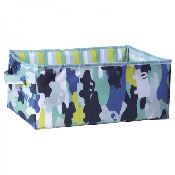 Aufbewahrungsbox 35x25x15cm Camouflage L