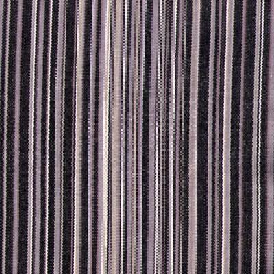 Duschvorhang Textil 180x200 Streifen Schwarz Vertikal