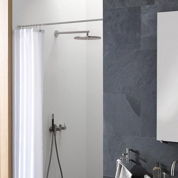 Duschstange Duschnische - 12 mm Edelstahl