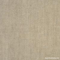 Duschvorhang Textil Leinen