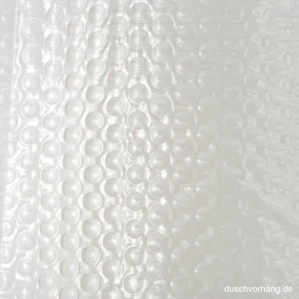 Duschvorhang 180x180 Bubbles klar