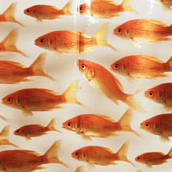 Duschvorhang 180x200 Goldfisch