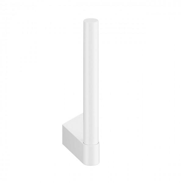 Toilettenrollenhalter anthrazit weiß für zwei WC Papier Rollen Reserve 8220
