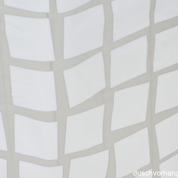 Duschvorhang 180x180 Squarebles