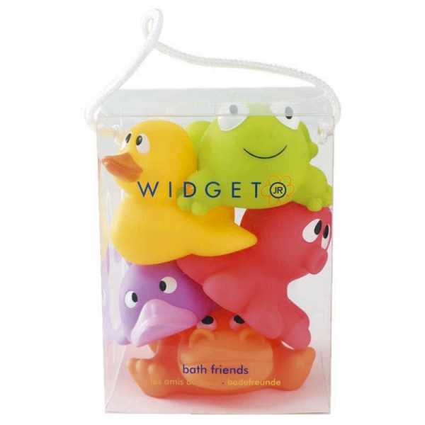 Badespielzeug Zoo 5er Set Figuren