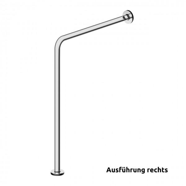 Badezimmer Winkel Haltegriff - Boden Wandmontage - ErgoSystem