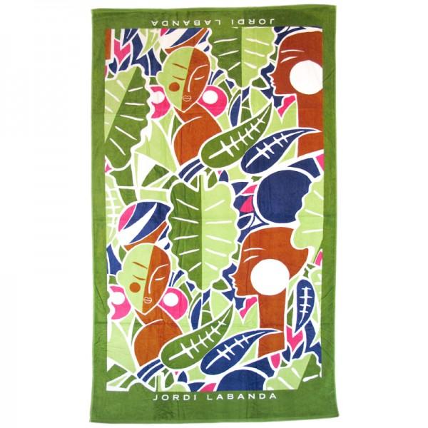 Handtuch Tropical 100x180cm Jordi Labanda