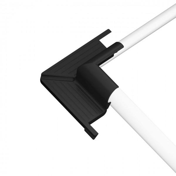 Ablage für ergonomischen Handlauf - Ecke - A100 - ErgoSystem