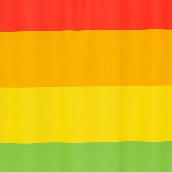 Duschvorhang Textil 180x200 Rainbow
