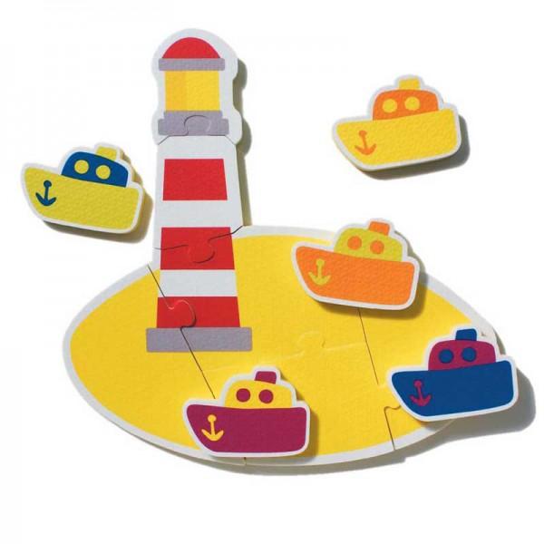 Badespielzeug Ferry Puzzle