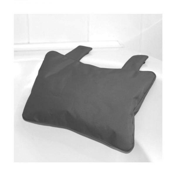 Badewannenkissen Grau Anthrazit Polyester